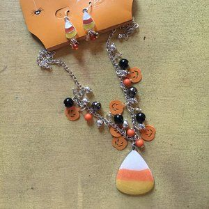 Candy Corn accessory set